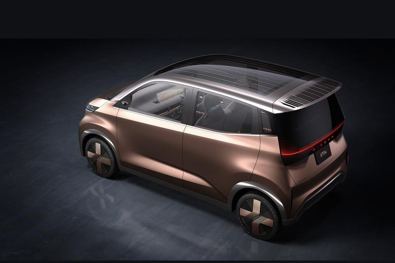 從尺碼與原廠設定,IMk Concept為都會通勤用途車款。