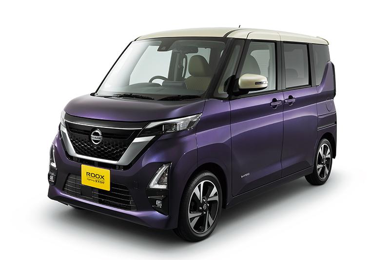Nissan Roox車身尺碼長3,395mm/寬1,475mm/高1,780mm
