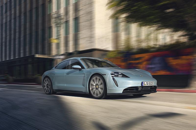 Porsche有許多車款都有入圍,其中性能車獎項更是一手包辦入圍名單。