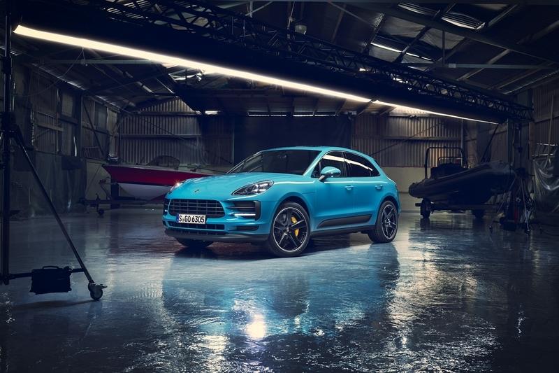 Porsche下一款電動車應是2021年登場的Macan。