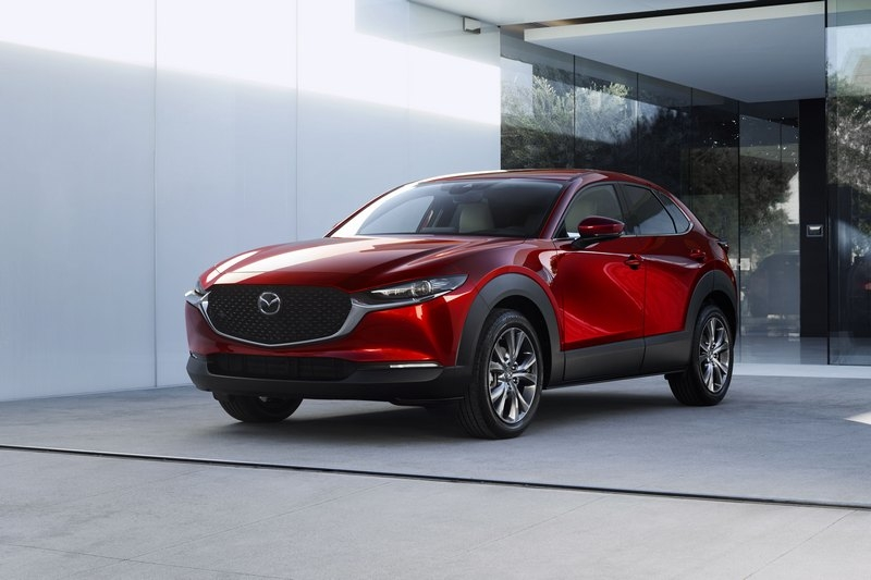 CX-30是基於Mazda 3平台所衍生的車型。