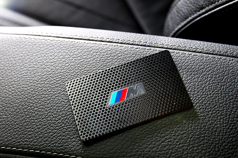 M235i Gran Coupe有配備數位鑰匙。
