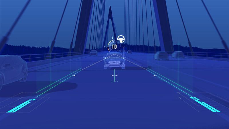 Volvo向來致力於開發更多智慧科技來降低交通事故發生。