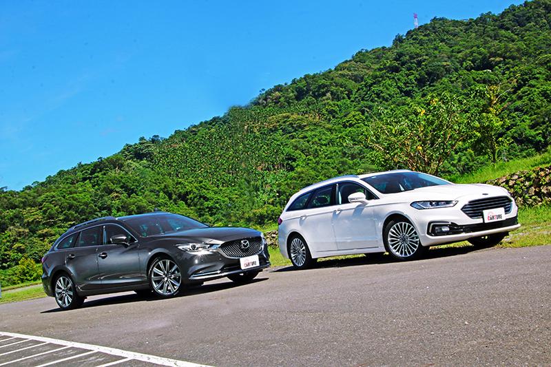 於是乎,今天我們選擇Ford Modeo Wagon與Mazda 6 Wagon來呈現關於旅行的種種態度。