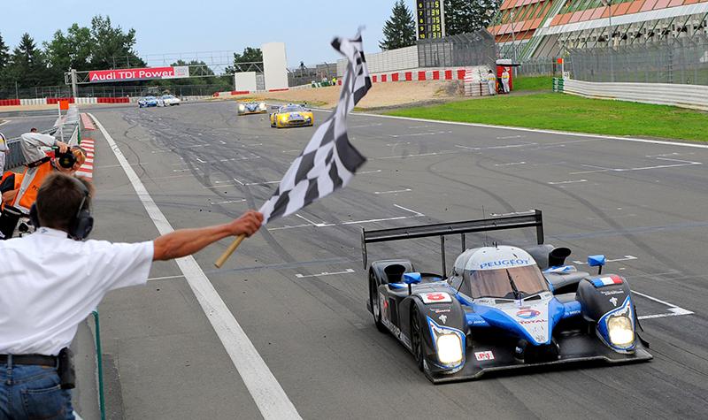 Peugeot 2007年重返耐久賽,並在2009年拿下Le Mans 24小時耐久賽冠軍。
