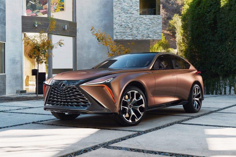 Lexus首款電動概念車將在東京車展亮相,造型會有比現行車款更未來前衛風格。