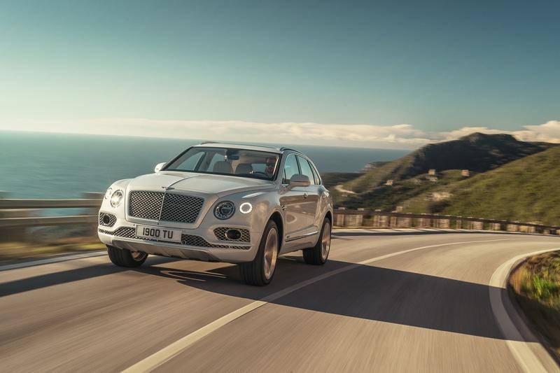 電池重大與續航力都是Bentley需要解決的項目。