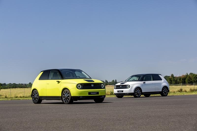 Honda不排除且也希望能有Honda e Type R車型。