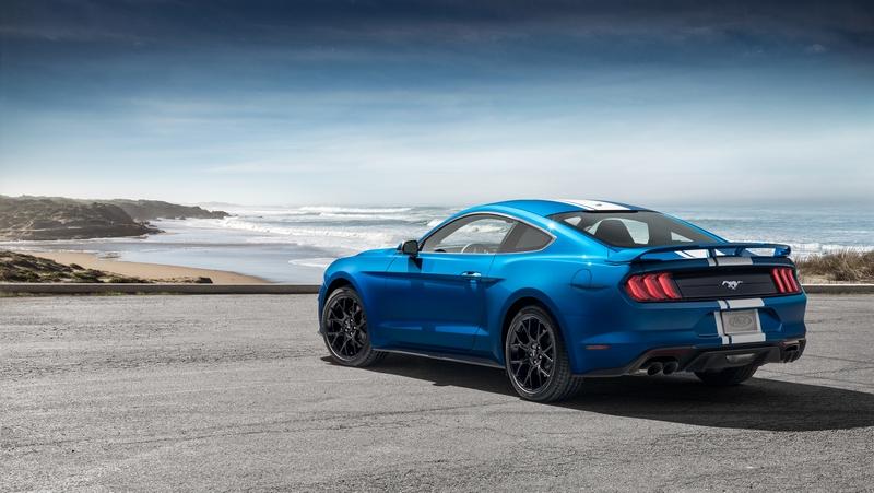 或許新一代MustangEcoBoost車型會搭載油電系統。