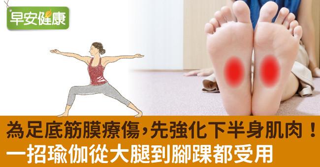 養護下肢的瑜伽練習:膝痠、腿腫、足底痛該這樣調理 - Yahoo奇摩新聞