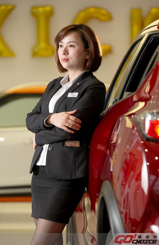 Nissan新莊朱曉婷-02