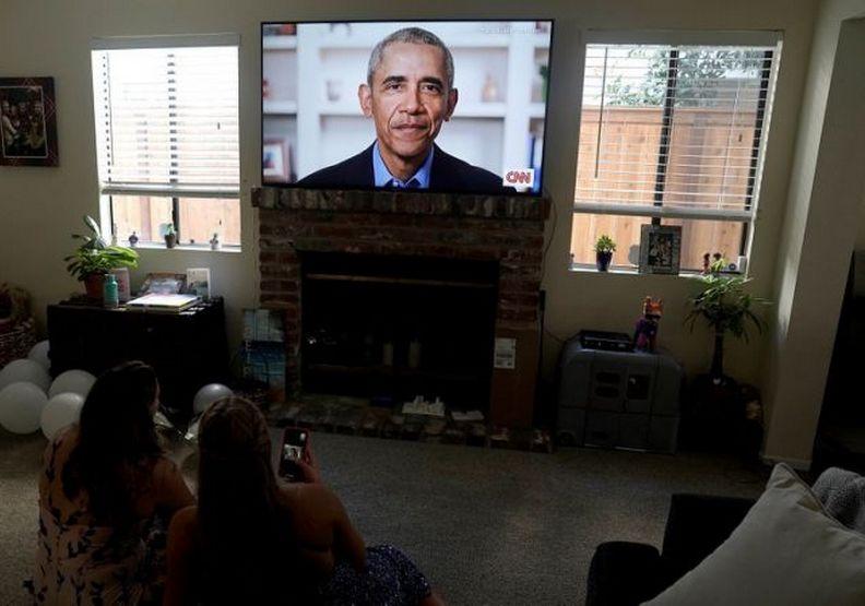 歐巴馬勉勵畢業生