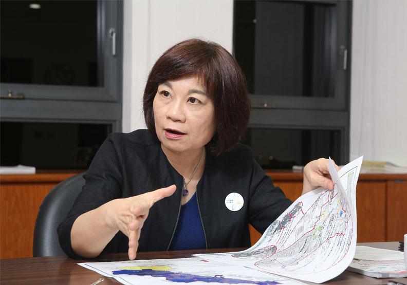 國發會主委陳美伶卸任前仍心繫「地方創生」與「扶持新創」的承諾。蘇義傑攝