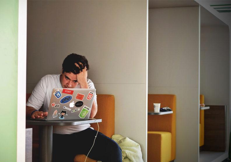 新冠肺炎造成美國大量人口失業。pexels