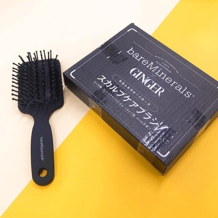 bareMinerals美髮&頭皮養護梳