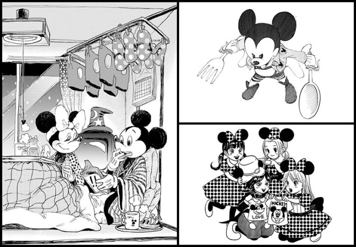 米老鼠90週年紀念畫集「gift」6月發售