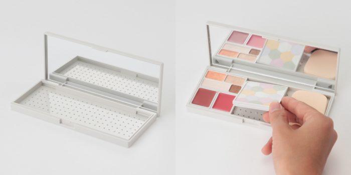 無印良品彩妝盒-Msize