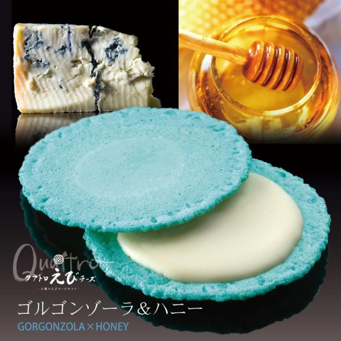 蜂蜜拱佐諾拉乳酪