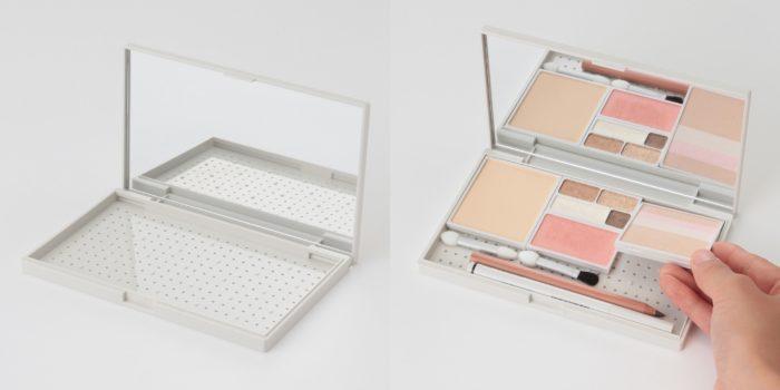 無印良品彩妝盒-Lsize