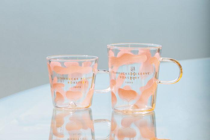 櫻花玻璃杯
