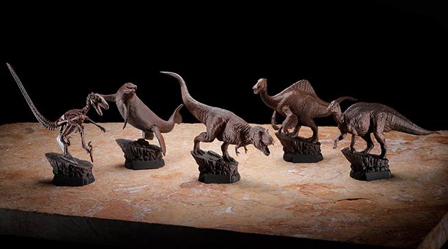 角落小夥伴&上野恐龍展