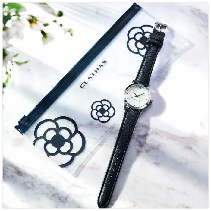 CLATHAS手錶和夾鏈袋