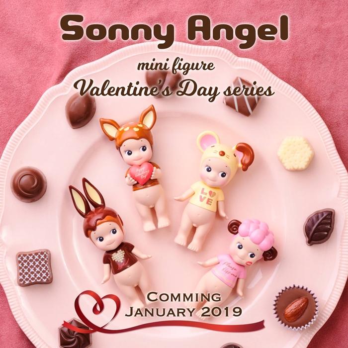 2019情人節系列Sonny Angel mini figure