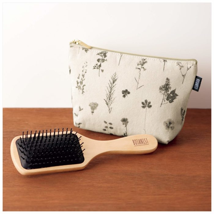 BOTANIST健髮梳與收納包