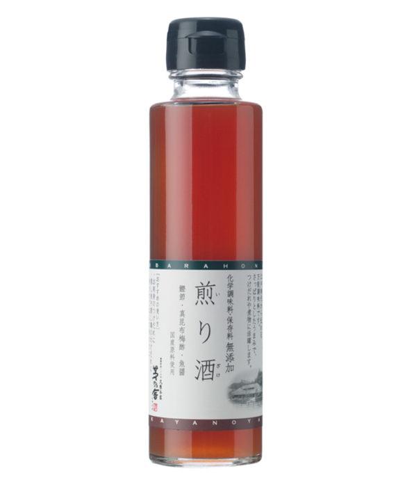茅乃舍高湯煎酒