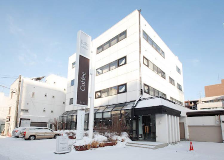▲「ATELIER Morihiko(アトリエ・モリヒコ)」所在的大樓