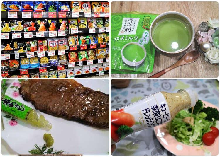 日本超市必買商品清單!附開箱試做試吃介紹,徹底燃燒你的購物慾!