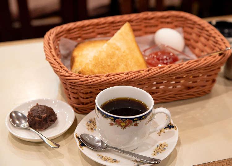 早起的日本人最愛!東京車站周邊3間絕品早餐店家、餐廳