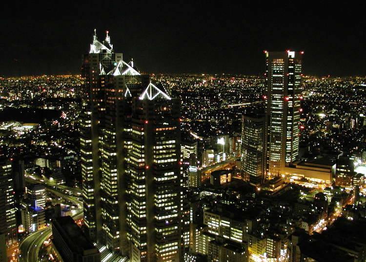 圖片來源:東京都廳提供