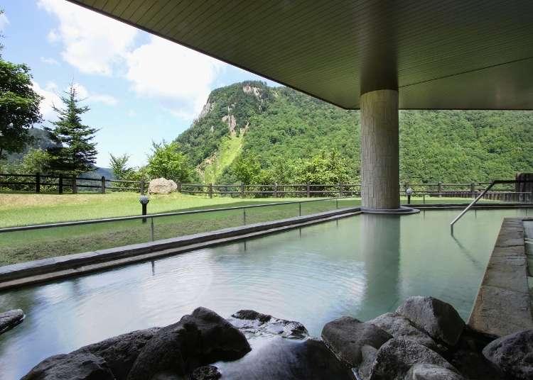 北海道層雲峽溫泉飯店推薦!好的住宿就是盡享景觀溫泉與美食!