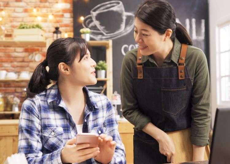 先記起來就對了!活用這些日語讓你的日本行更加順暢又愉快