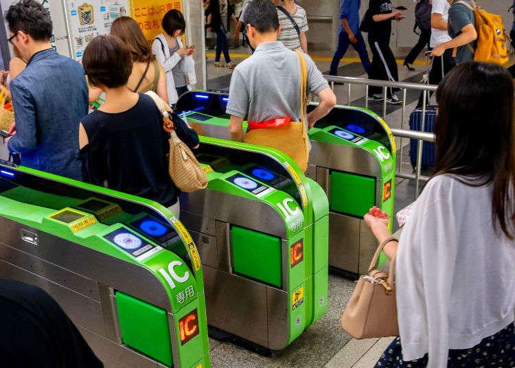 東京JR電車一日券 上野、新宿、原宿、池袋等著名景點無限搭乘