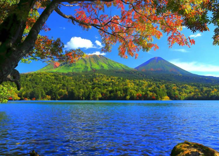 ▲遠內多湖美麗的景色在四季會有不同變化/照片提供:Ashoro Tourism Association