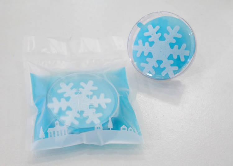 ▲「初雪」12片裝・1,080日圓