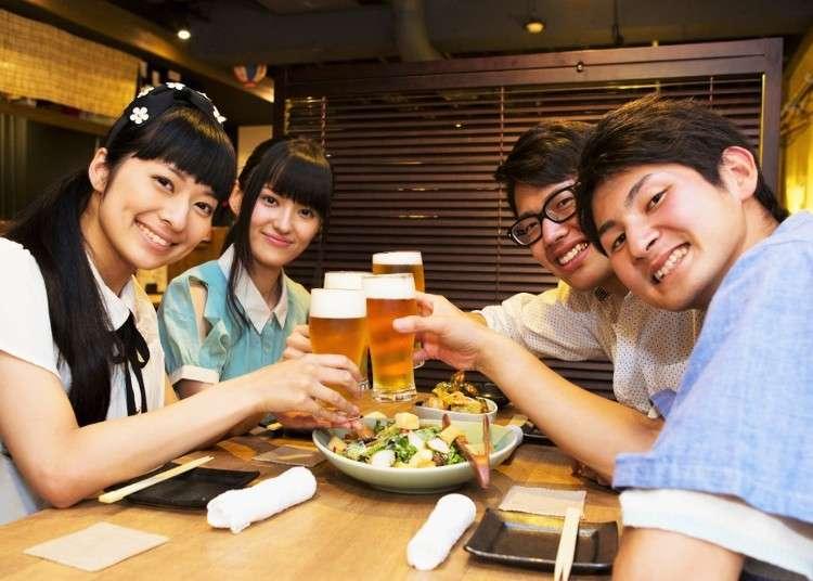 【日本的聯誼文化】帶你探究日本聯誼不可描述的內幕!看看日本男女如何過招接招