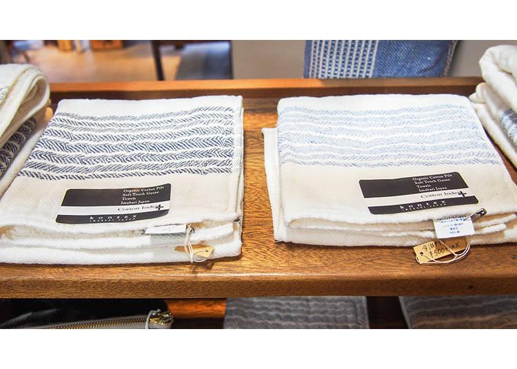 日本今治毛巾,500日圓