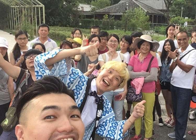 曾住在台灣打拼的吉本興業藝人,回日本後受到的10個反文化衝擊