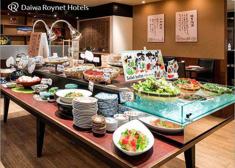(照片提供:大阪北濱大和ROYNET飯店)