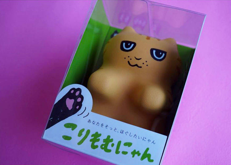PROIDEA / こりもむにゃん ; 茶 / 2484日圓(含稅)