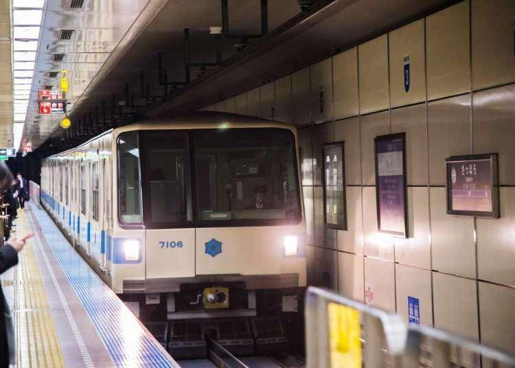 【北海道自由行】3分鐘搞懂札幌交通攻略-札幌市營地鐵篇