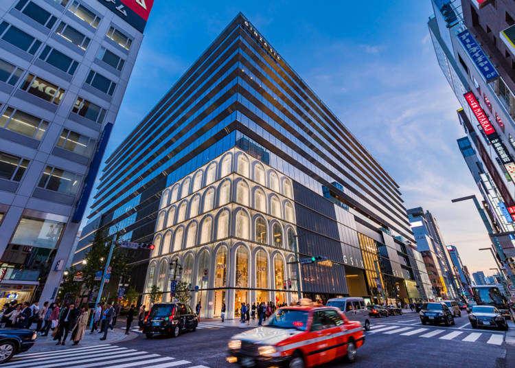 【東京銀座全攻略】好買好逛都在銀座!銀座30個觀光遊玩&美食購物推薦景點