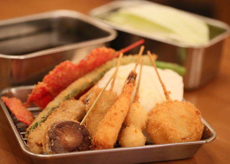 到大阪旅遊就要吃這些!各種大阪在地必吃美食精選