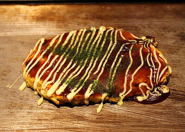 人氣料理「豚平燒CLASSIC」680日圓(含稅)
