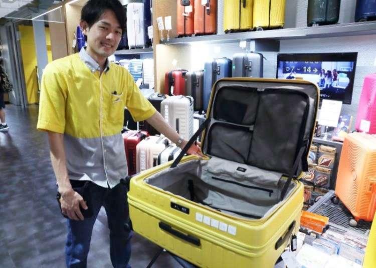 買到不夠裝也不用怕!澀谷LOFT暢銷行李箱6選,讓你繼續在東京大買特買!