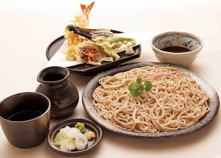 「炸蝦天婦羅沾麵」1,620日圓(含税)