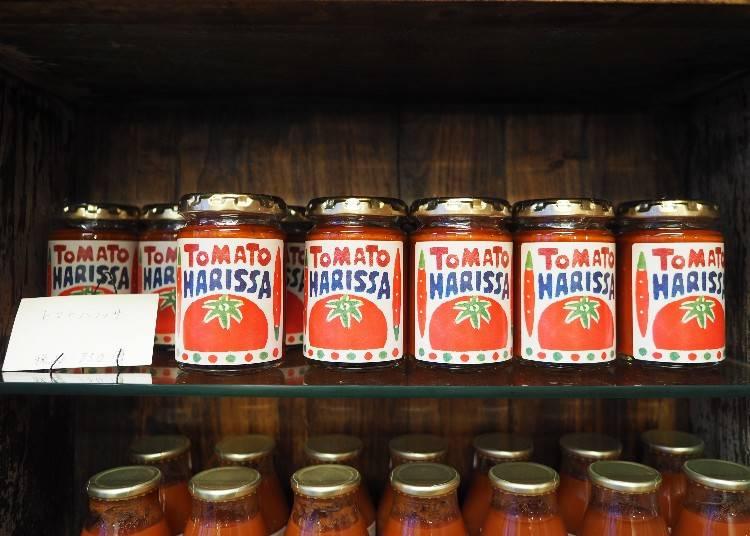 番茄哈里薩辣醬,750日圓含稅